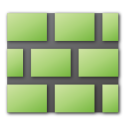 Green, Wall Icon
