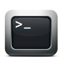 Command, Terminal Icon