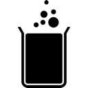 Chemistry, Experiment, Test Icon