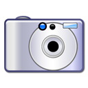 Camera, Unmount Icon