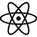Atom, Atomic, Nuclear Icon