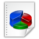 Application, Chart Icon