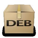 Application, Deb, x Icon
