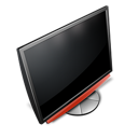 Computer, Flatscreen, Monitor, Tv Icon