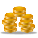 Cash, Coins, Earning, Invoice, Money, Statements Icon