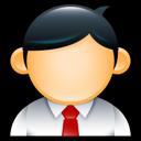 Administrator, Employee, Male, Man, User Icon