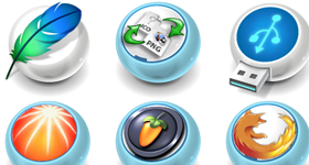 ROUNDer Icons