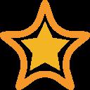 Bookmark, Favorite, Full, Star Icon