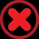 Delete, Error, Notification, Remove Icon