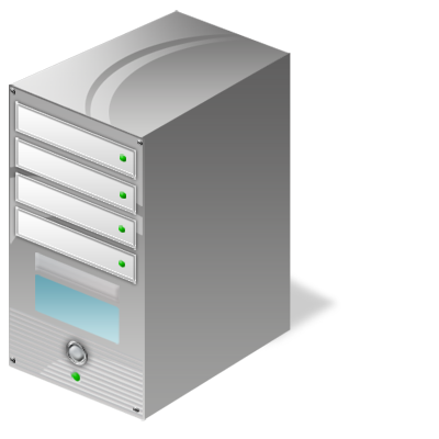 dedicated hosting server icon download free icons