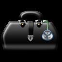 Bag, Medical, Service Icon