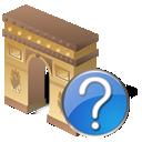 Arcodeltriunfo, Help Icon