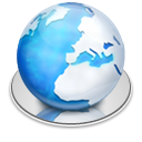 Browser, Hosting, Internet, Network, Server, World Icon