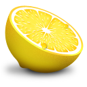 Fruit, Lemon Icon