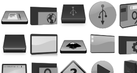 Minimal Perception Icons