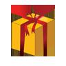 Box, Christmas, Gift, Icon Icon