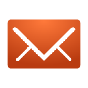 Messages, New, Red Icon