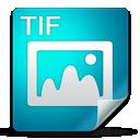 Filetype, Icon, Tif Icon
