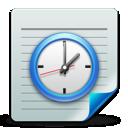 Document, Icon, Scheduled, Tasks Icon
