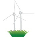 Eco, Windmill Icon