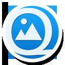 Quickpic, Round Icon
