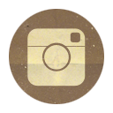 Instagram, Retro, Rounded Icon