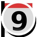 Calendar, Round Icon