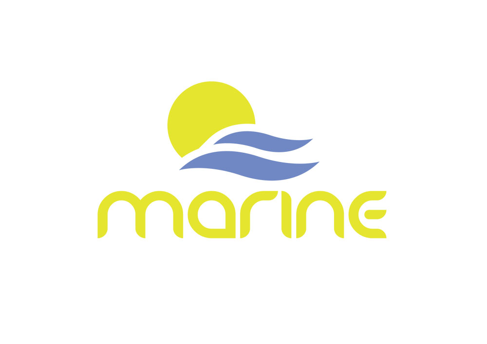 business,travel,marine logo