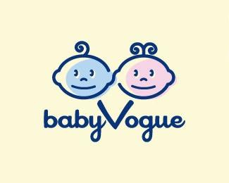 baby,face,sketch,handwritten logo