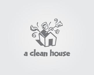 building,house logo