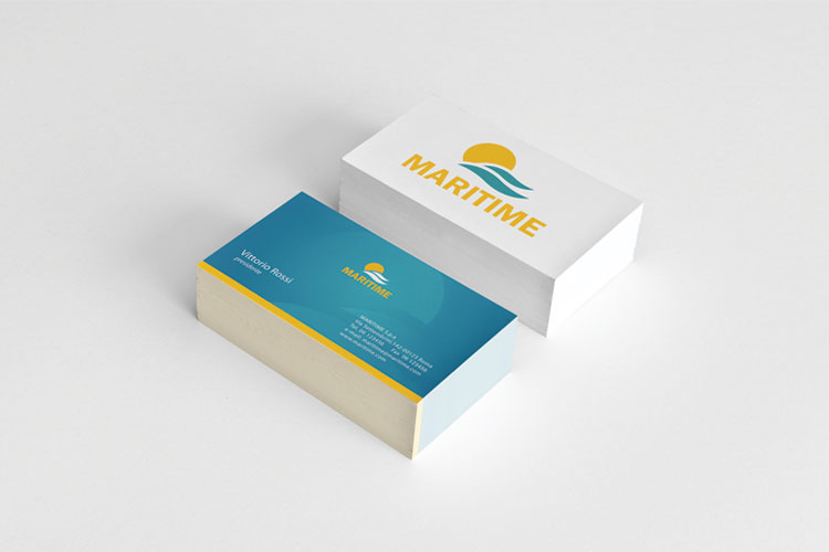 business,marine,business card business card