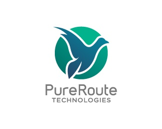 bird,circle,internet,round,technology logo