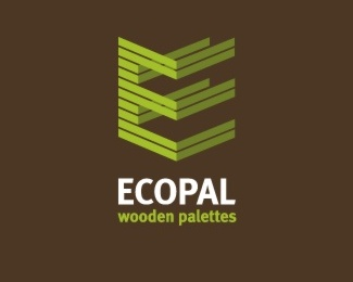 3d,strips,eco,palettes logo