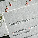 The Kitchen at BBDO Letterpress