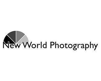 New World Photography Identity logo