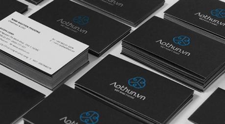 Aothun business card