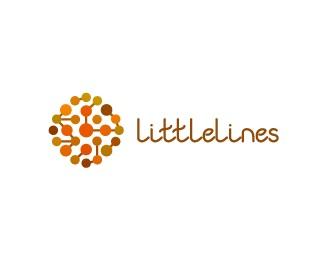 line,lines,little,dache,littlelines logo