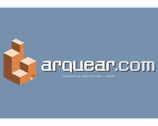 web,website,architecture logo