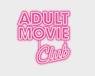 Adult Movie Club logo
