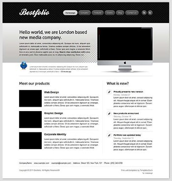 business,company,corporate,css,html,product website template
