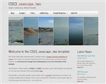 CSS 3 Seascape Two